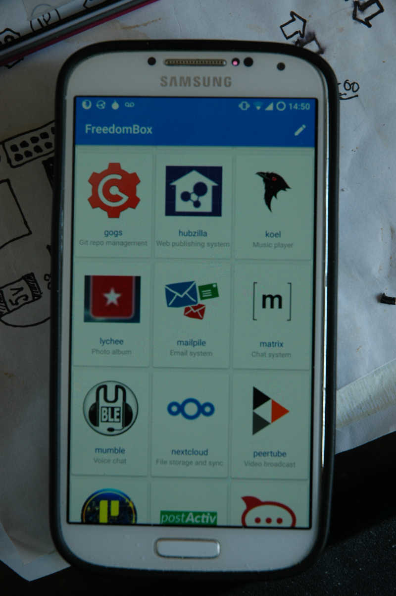 LibreServer Blog</a>